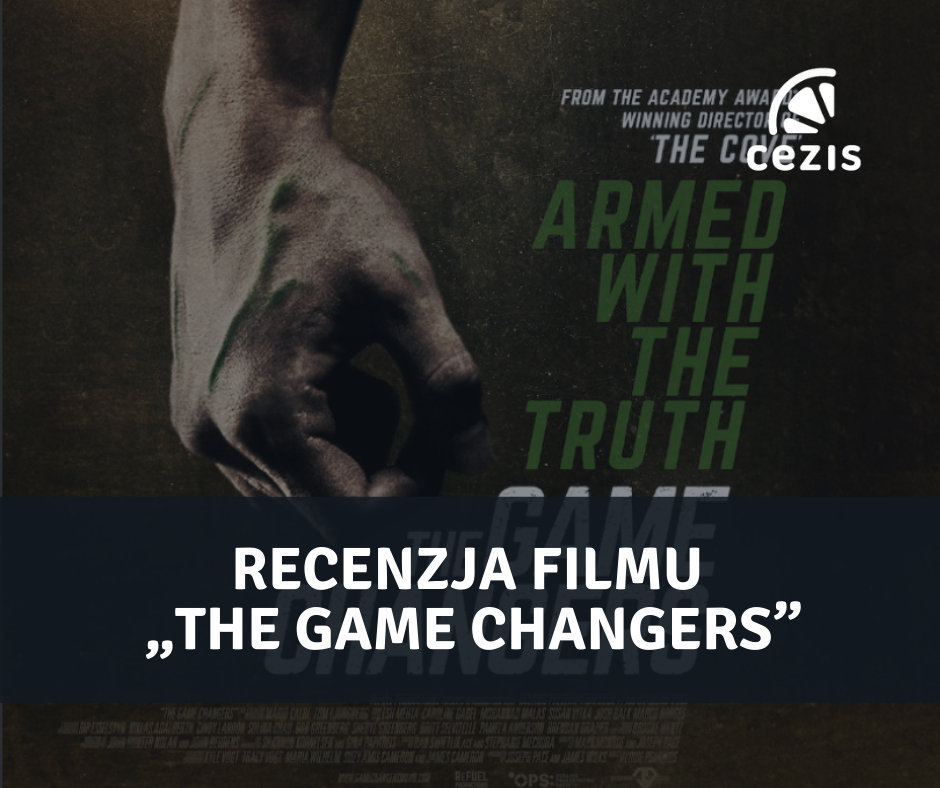 recenzja the game changers